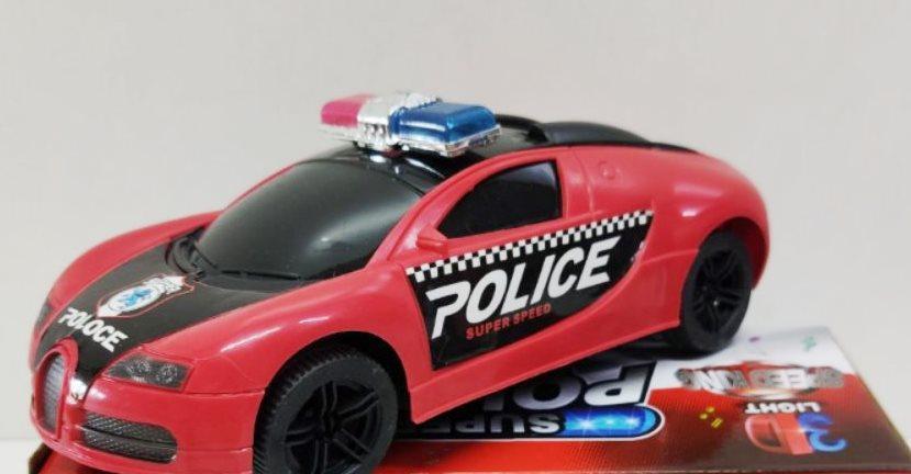 """Машинка """"Полиция"""" 21 см"""