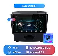 Junsun 4G Android магнитола для Isuzu D Max DMAX 2017  wifi