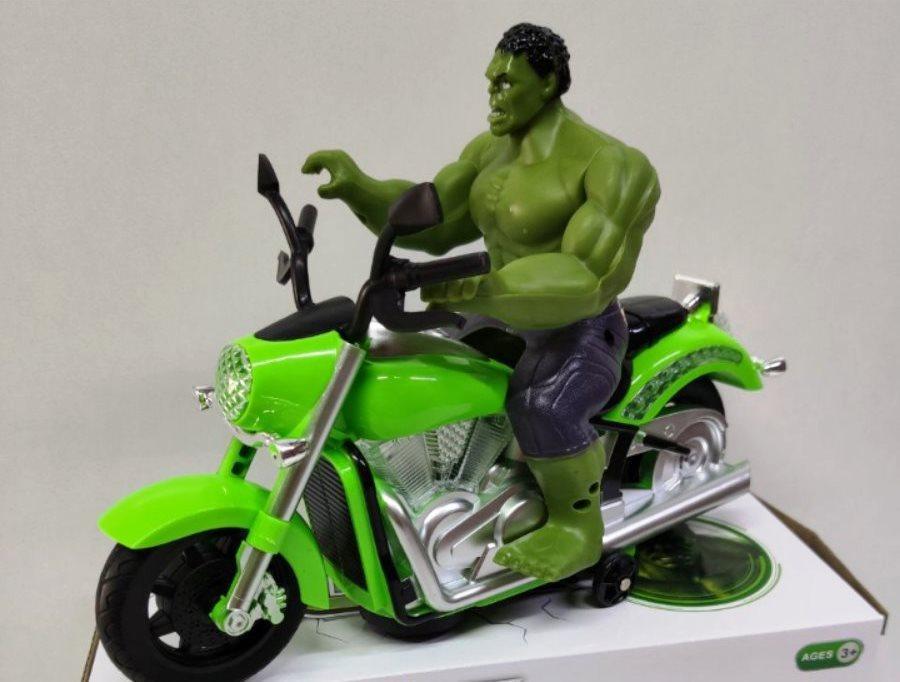 "Мотоцикл ""Hulk"""