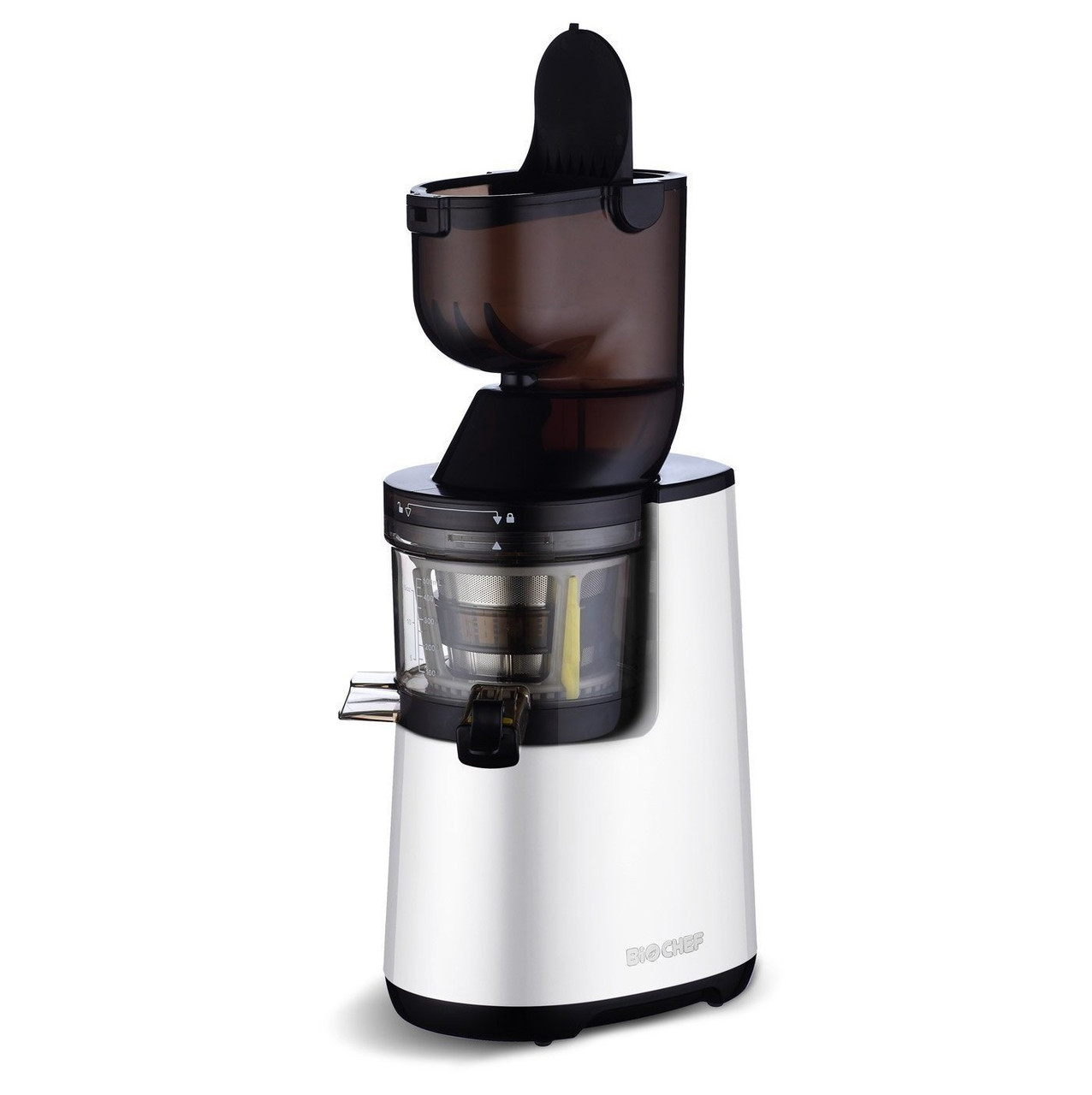 Соковыжималка BioChef Atlas Whole Slow Juicer белая