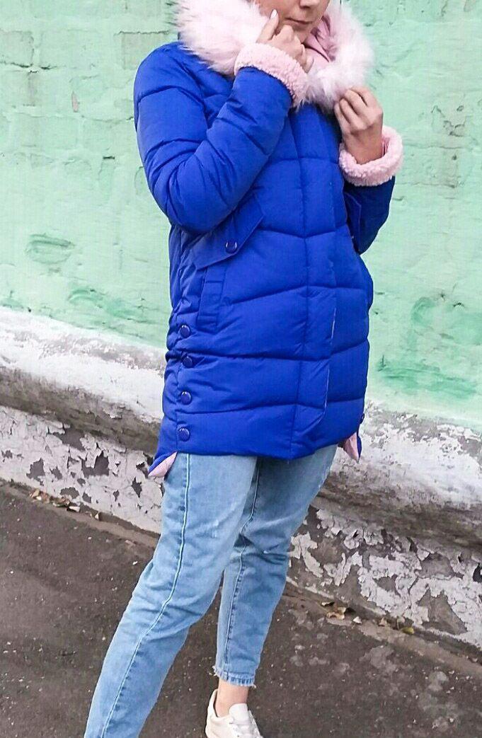 Пальто женское Qianyu