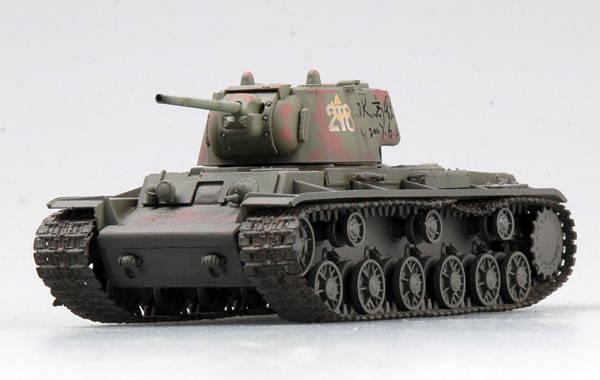 Russian KV-1 Syczewka, October 1942.1/72 EASY MODEL 36292, фото 2