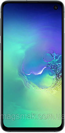Смартфон Samsung Galaxy S10e 6/128 GB Green, фото 2