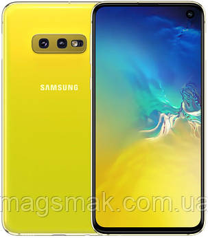Смартфон Samsung Galaxy S10e 6/128 GB Yellow, фото 2