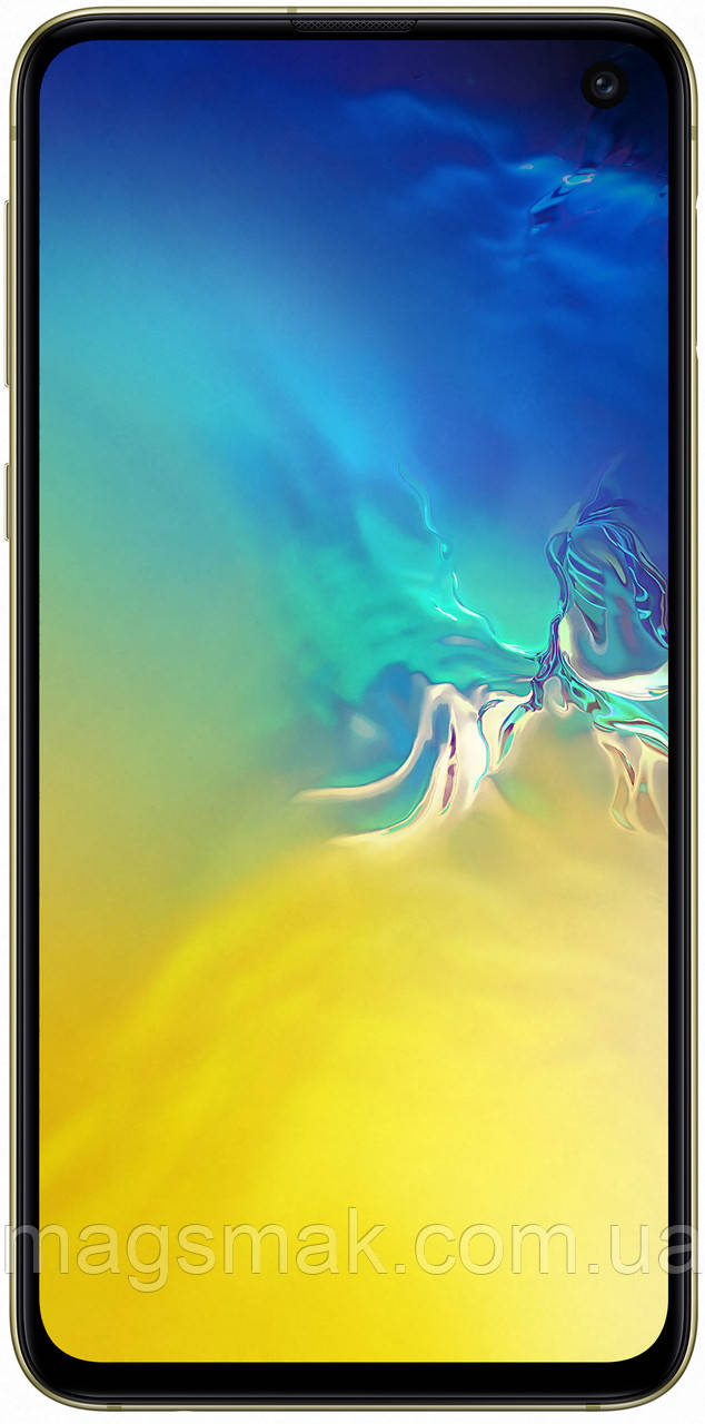 Смартфон Samsung Galaxy S10e 6/128 GB Yellow