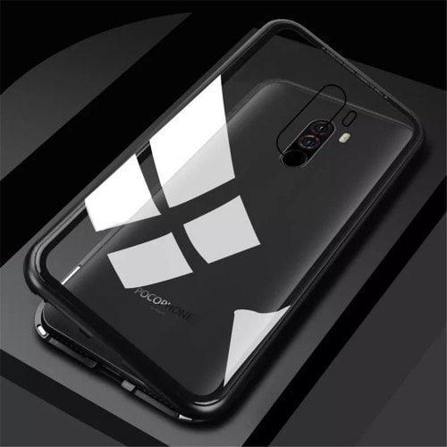 Магнитный чехол (Magnetic case) для для Xiaomi Pocophone F1