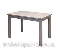 Стол деревянный трансформер обеденный1