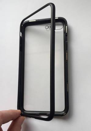 Магнитный чехол (Magnetic case) для для Apple Iphone 7 Plus / 8 Plus, фото 2
