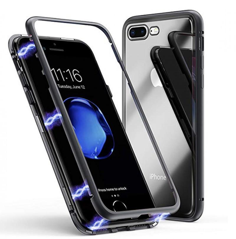 Магнитный чехол (Magnetic case) для для Apple Iphone 7 Plus / 8 Plus