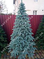 Литая елка Премиум 1.80м. голубая