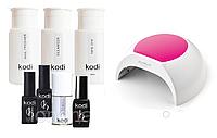 Стартовый набор для гель-лака Kodi с лампой Sun 2  С № 5