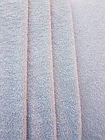 Махра хлопковая светло-серая серебро (Турция)