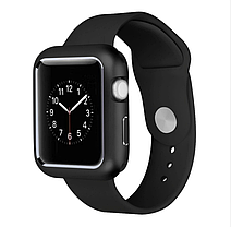 Магнитный чехол (Magnetic case) для для Apple Watch 44 mm, фото 3