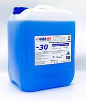 Теплоноситель незамерзающий (-30ºС)  TM Акватех на основе глицерина  (10л, 20л, 40л)