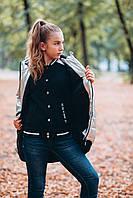 Детская жилетка для девочки Верхняя одежда для девочек Young Reporter Польша 193-0887G-01-199-1