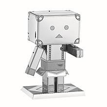 Картонний людина Металевий 3Д конструктор 3d пазл 3D puzzle