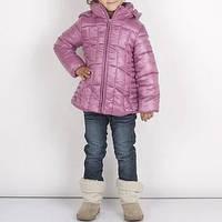 Детская куртка для девочки Верхняя одежда для девочек BRUMS Италия 133BGAA002 Розовый