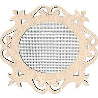 Заготівка для вишивання нитками FLH-016 ,9*8см