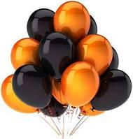 Набор воздушных шаров на Halloween, 30 см - 19 шт