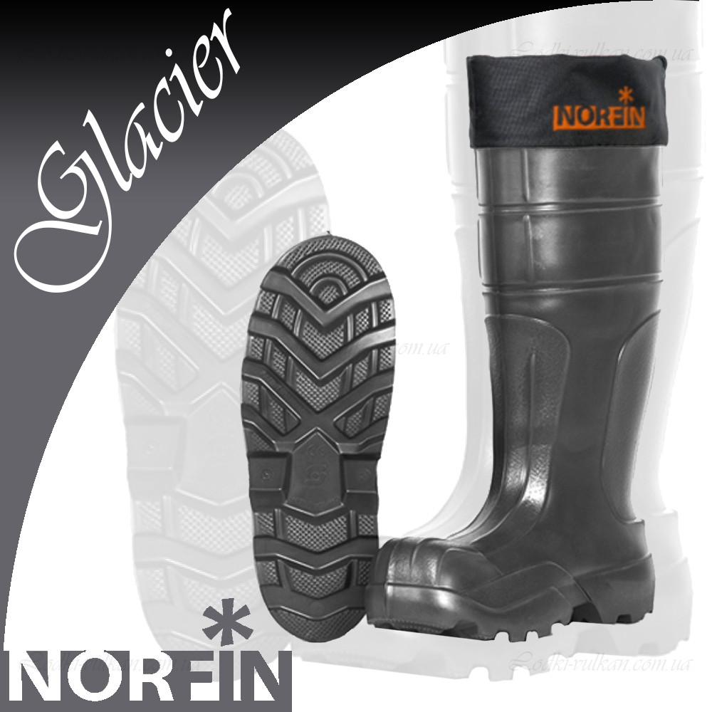 Зимние сапоги Norfin Glacier -50° 45-46р.