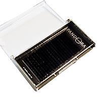 Ресницы для наращивания M-lashes (черные) Pandora MIX