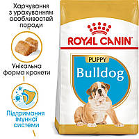 Сухой корм Royal Canin BULLDOG Puppy 12 кг