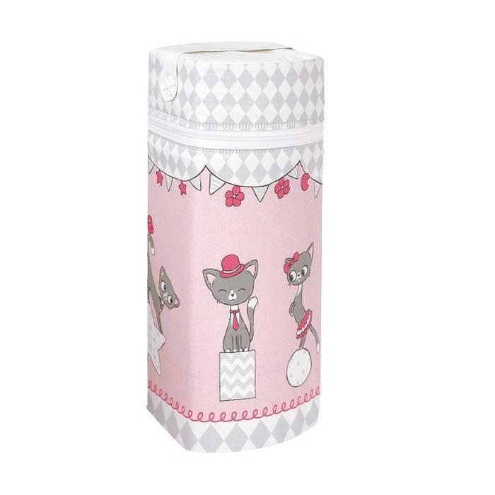 Термоупаковка Ceba Baby Jumbo Basic Котики розовый