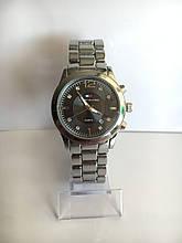 Женские наручные часы Tomy Hiifiger (Томми Хилфигер), серебристо-черный цвет