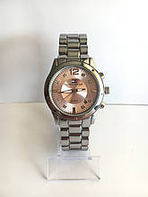 Женские наручные часы Tomy Hiifiger (Томми Хилфигер), серебристо-розовый цвет