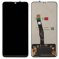 Экран для Huawei P Smart 2019 (POT-L21/POT-LX1) и сенсор (Модуль) черный