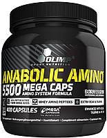 Аминокислоты Olimp Anabolic Amino 5500 400 капс