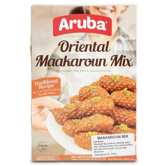 Макарун готовая смесь Aruba Maakaroun 390 грамм