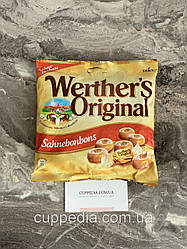 Конфеты Werther's Original Sahnebonbons 245 грм
