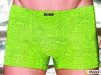 Качественные мужские трусы, шорты, модал, Fuko UB 7851