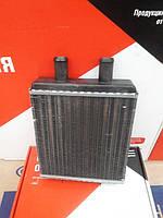 Радиатор отопителя ВАЗ 2104, 2105, 2107, алюм. ДААЗ Оригинал нового образца