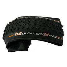 "Покрышка Continental Mountain King 2.2, 27.5""x2.20, 55-584, Foldable, PureGrip, Performance, Skin, черный, фото 3"