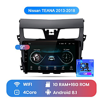 Junsun 4G Android магнитола для Nissan Teana NISSAN Teana J33 2013 2014 2015 2016 - 2019  wifi
