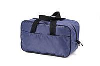 Удобная сумка для ручной клади синяя для бесплатного провоза раинейр, визейр