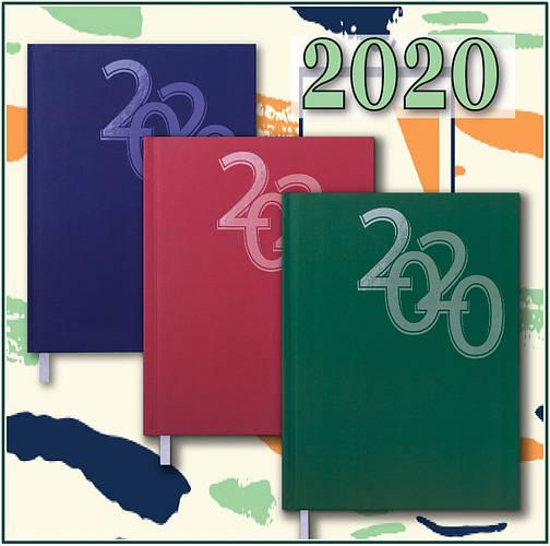 Ежедневники датированные 2020
