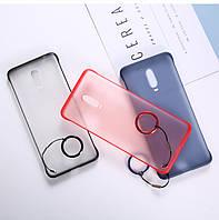 Матовый чехол Edge с кольцом для Xiaomi Redmi K20 / K20 Pro / Mi9T / Mi9T Pro (выбор цвета)