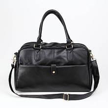 Повседневная городская сумка, чёрная