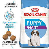 Royal Canin GIANT PUPPY 15 кг