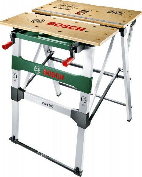 Універсальний верстат Bosch PWB 600 робочий стіл