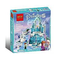 """Конструктор Blx 82105 """"Волшебный ледяной замок Эльзы"""" (аналог Lego Disney Princess 41148), 669 дет, фото 1"""