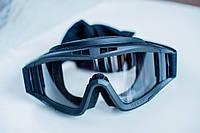 Стрелковая маска UKR.o.p. (Revision), поликарбонатные тактические баллистические противосколочные оч