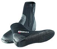 Боты Марес Classik NG 5mm, для дайвинга/охоты, на молнии, размеры 5-13, эластичный неопрен