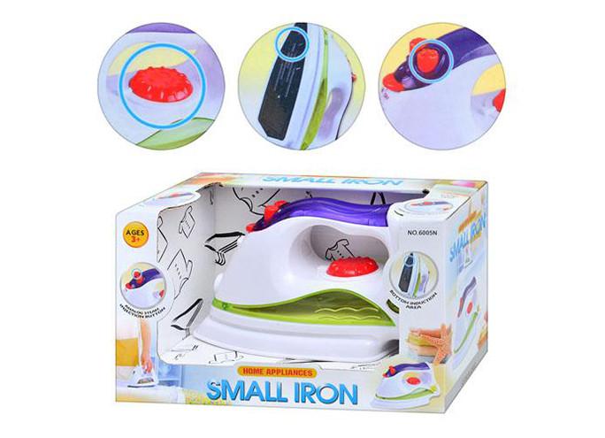 Детский игрушечный утюг (световые и звуковые эффекты)