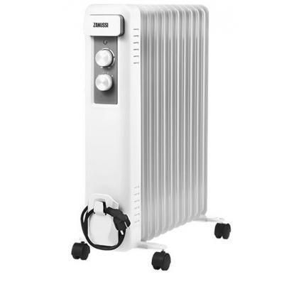 Маслянный радиатор Zanussi ZOH/CS-11W 11 cекций, 2200 Вт, 27 м2, мех. упр-е