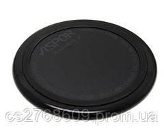 """Безпровідний зарядний пристрій """"Aspor"""" A521 WIRELESS (5V/2A) (black)"""