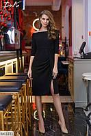 Стильное  платье  (размеры 50-56) 0209-74